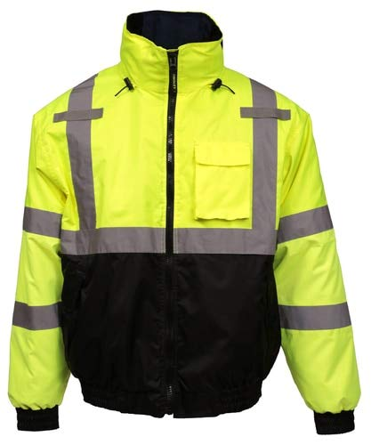 Tingley Bomber 3.1 Class 3 Winter Jacket with Removable Liner - Extra Large