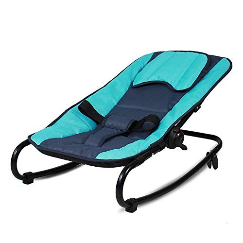 Yunfeng Baby Bouncer Chairs and Rockers Cradle Rocking Bed Coax Sleeping Baby Comfort Couch Sleeping Chair coaxing Doll Artifact