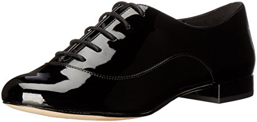 Neuf Zellah West Womens Brevet Oxford Noir