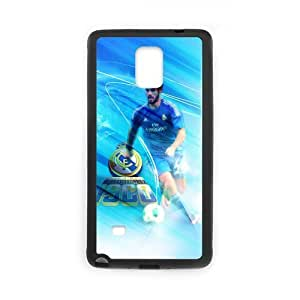 2015 New Football Player Isco Francisco Alarcon Suarez Cool Pictures Design Hard Protective Back Cover Shell for SamSung Galaxy Note4 Phone Case-1