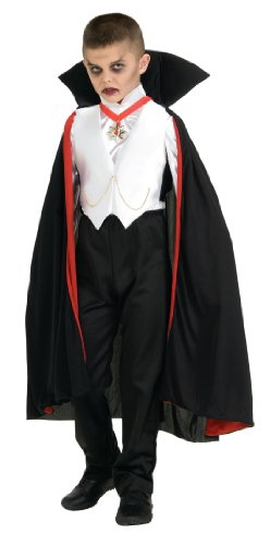 Universal Studios Monsters Child's Dracula Costume, Medium