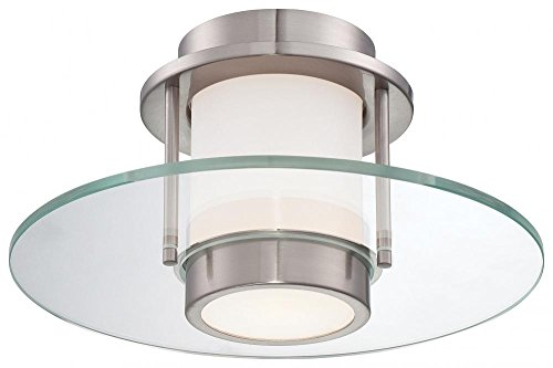 George Kovacs P854-084 1 Light Flush Mount