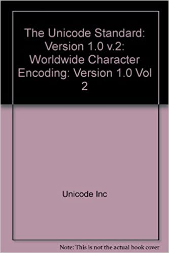 Unicode | Free books downloads site!