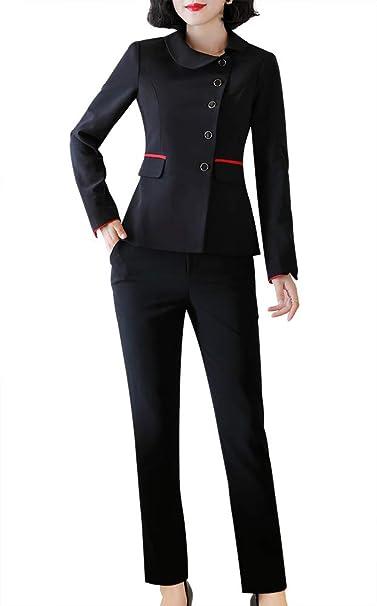 Amazon.com: SUSIELADY Trajes de moda para mujer, trajes de ...