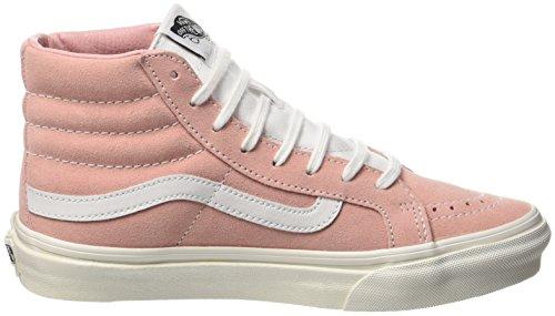 Zapatillas De Skate Para Mujer Vans Unisex Sk8-hi Slim / True White