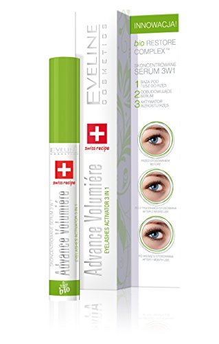 Eveline Eyelash Activator Concentrated Volumiere