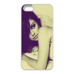 Celebrities Mila Kunis iPhone 4 4s Cell Phone Case White DIY Present pjz003_6628845