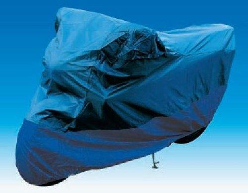 Motorrad Ganzgarage Motorradgarage Motorradplane 2,46 m x 1,05 m x 1,27 m Blau