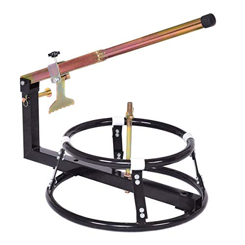 Goplus Tire Changer Stand, Change Tyre Wheel for 16