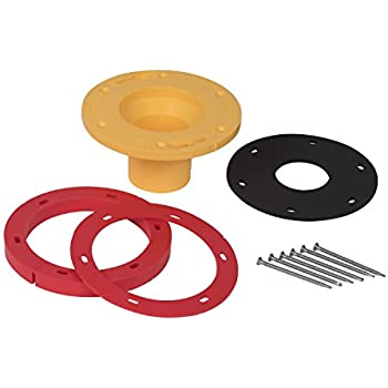 Oatey 43401 Set Rite Toilet Flange Extension Kit 1 4 Quot 1
