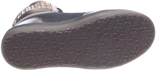 Le Temps des Cerises - Zapatillas para mujer Dorado (Gold)