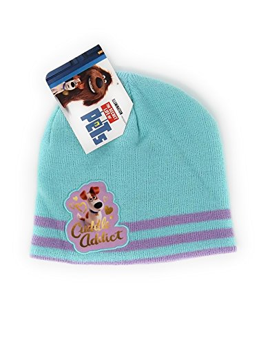 The Secret Life of Pets Cuddle Addict Girls Knit Beanie Hat
