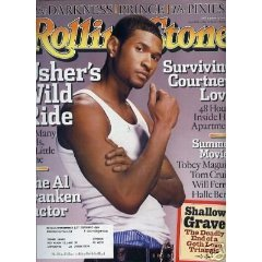 Usher Issue of Rolling Stone Magazine #948 May 13th, 2004 (Rolling Stones Magazine)