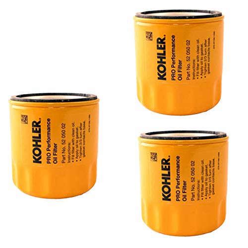 6 Pack Genuine Kohler 52-050-02-S Pro Performance Oil Filter 52 050 02-s OEM