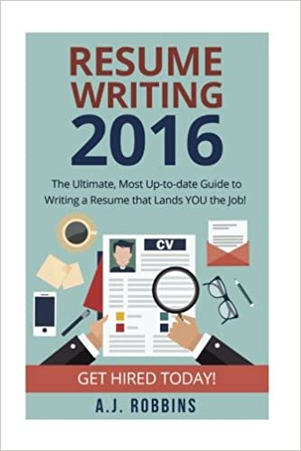 Resume Writing 2017: The Ultimate, Most Up To Date Guide To Writing A Resume  That Lands YOU The Job! (Resume, CV, Cover Letter, Interview, Dream Job): A  J ...  Resume Writing For Dummies