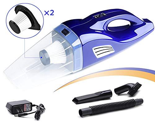 Handheld Vacuum - Portable Cordless Hand Vacuum Cleaner with
