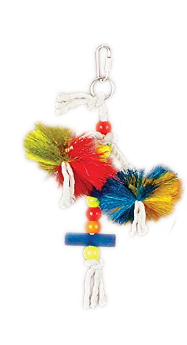 Prevue Pet Products Tropical Teasers Bahama Mama Bird Toy, Multicolor