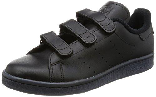 adidas de 41 EU Chaussures Noir CF Smith Noir Homme Gymnastique Stan nwxAna