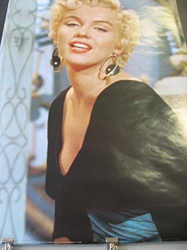 1989 Marilyn Monroe Verkerke vintage pinup wall poster PBX976
