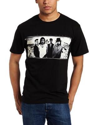 FEA Merchandising Men's U2 Joshua Tree Slim Fit T-Shirt