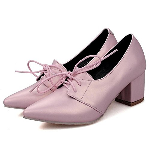 Escarpins Pink Pointu Femmes Bout Razamaza Chaussures 8OqApYf