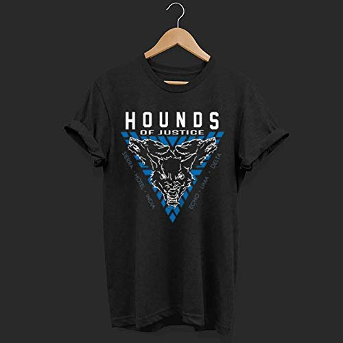 MicxhaelnTee The Shield Hounds of Justice Authentic shirt.
