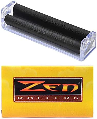 ELEMENTS 79mm Roller 1 1//4 Acrylic Hand Rolling Machine Papers Spare Apron