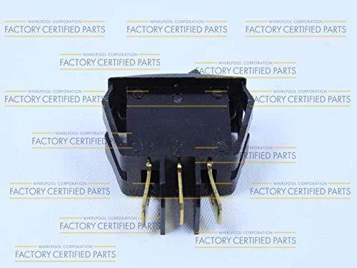 Whirlpool W4314961 Range Oven Selector Switch Genuine Original Equipment Manufacturer (OEM) Part