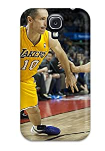 Albert R. McDonough's Shop New Style los angeles lakers nba basketball (12) NBA Sports & Colleges colorful Samsung Galaxy S4 cases