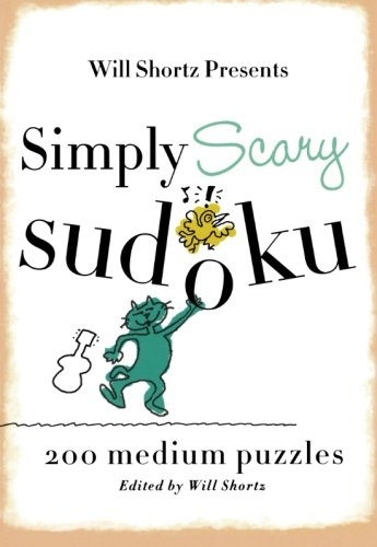 Download Will Shortz Presents Simply Scary Sudoku PDF