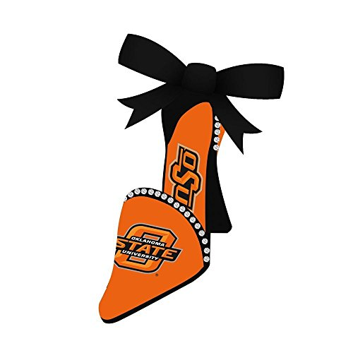Oklahoma State Cowboys Official NCAA 3 inch x 1.5 inch Team Shoe Ornament by ()