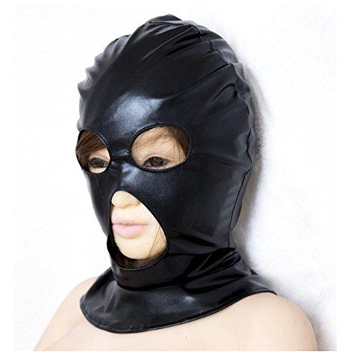 Flirt (Bondage Cat Mask)