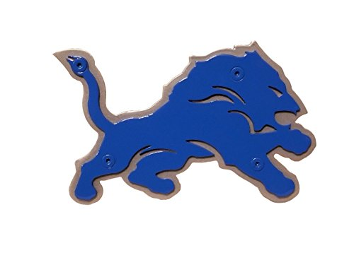 Detroit Lions Custom Hitch Cover