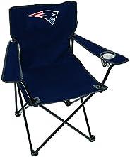 NFL New England Patriots Unisex LP0055NFL Game Day Elite Chair, Blue, Adult
