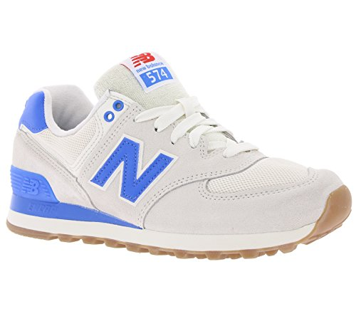 Les Wl Rsa Beiges Sea New Balance B 574 Salt Red 84wqfU