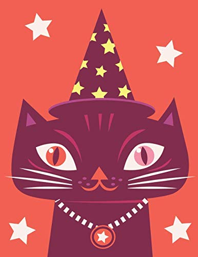 Magic Cat: Daily Diary / journal / notebook to write in and recording your thoughts.]()
