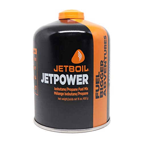 450g Tea - Jetboil Jetpower Fuel for Jetboil Camping Stoves