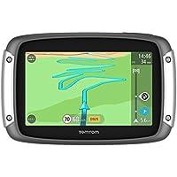 TomTom Rider 40 GPS per Moto, Europa Occidentale, Nero/Antracite