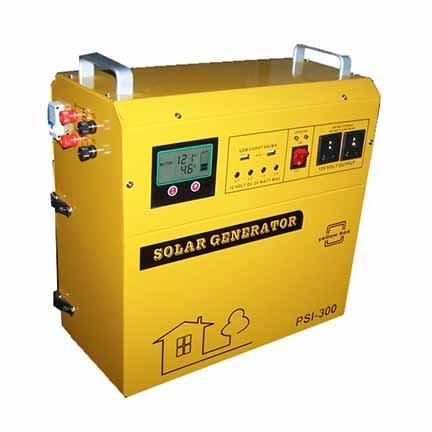 PowerSource Heavy Duty Solar Generator