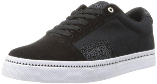 Huf Mens Southern Skate Schoen Zwart / Olifant