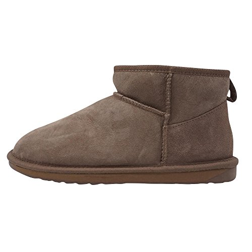 Emu Stinger Micro Damen Bootsschuhe Braun