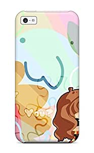 Fashion Case Best Durable case cover For The Iphone 5c- Eco-friendly Retail Packaging FmsFYJi0J46