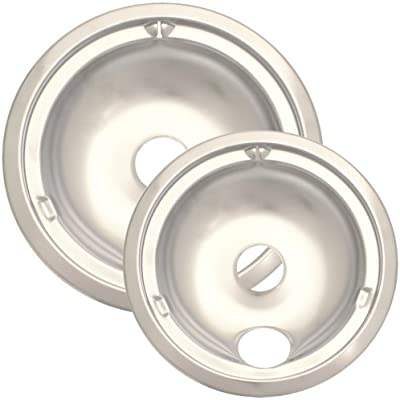 Amazon Com Range Kleen 179802xcd5 Style C Two Pack Porcelain Drip