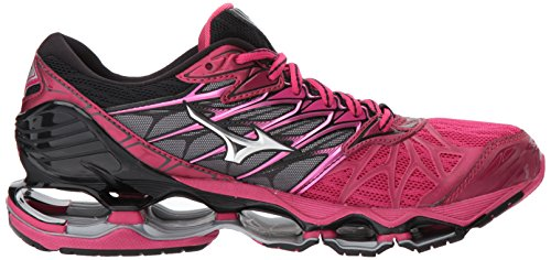 Women's Shoe Running Rose Bright Wave Silver 7 Prophecy Mizuno q1Tdq