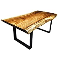 Monkey Pod Live Edge Dining Tables