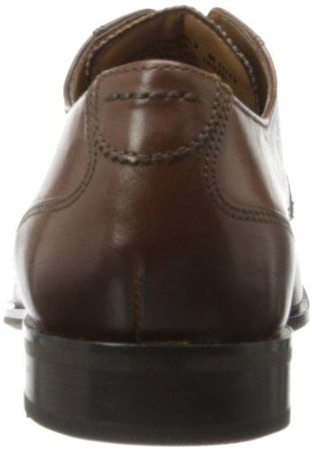 Bostonian Jesper Style Uomo Marrone Pelle Scarpe Stringhe 44,5 EU