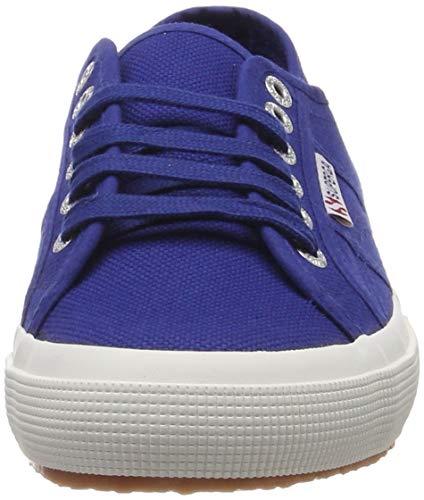 E12 Bleu blue Baskets Classic 2750 Mixte cotu Adulte Superga xwq8vCfCH