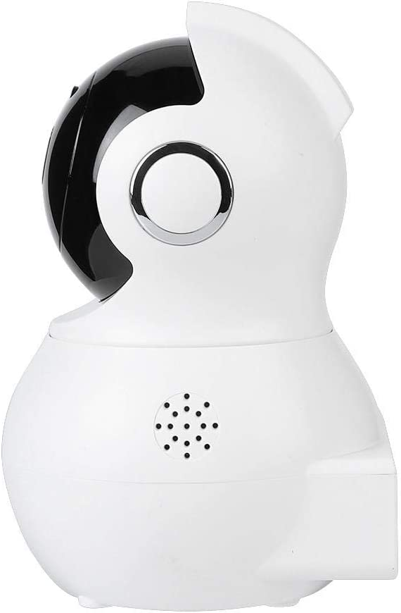 WiFi Baby Monitor IP Security Camera 1080P WiFi Security Camera CCTV Infrared Night Vision WiFi Webcam HD Two Way Audio,to View Anytime and Anywhere US Plug