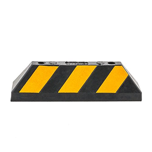 Guardian Industrial Products Rage Powersports DH-PB-7 22' Rubber Curb Truck Parking Block by Guardian Industrial Products (Image #3)
