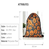 Large Assorted Halloween Drawstring Trick Or Treat